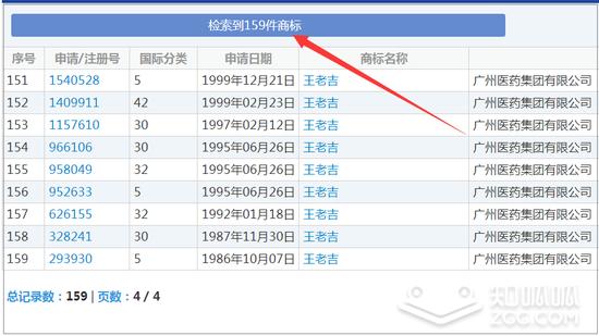 王老吉商标 159件.png